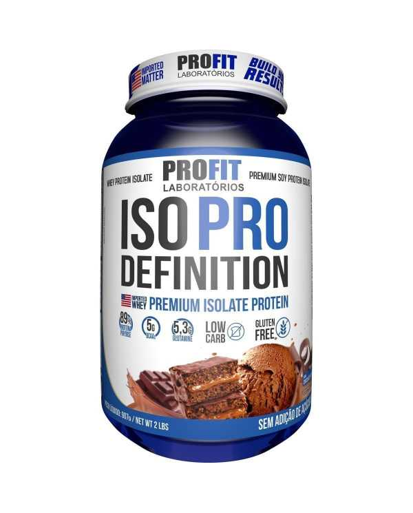 Iso Pro Definition 907g