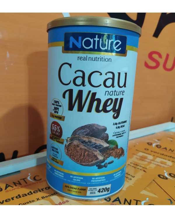 Cacau Whey Natural(nature) 420g