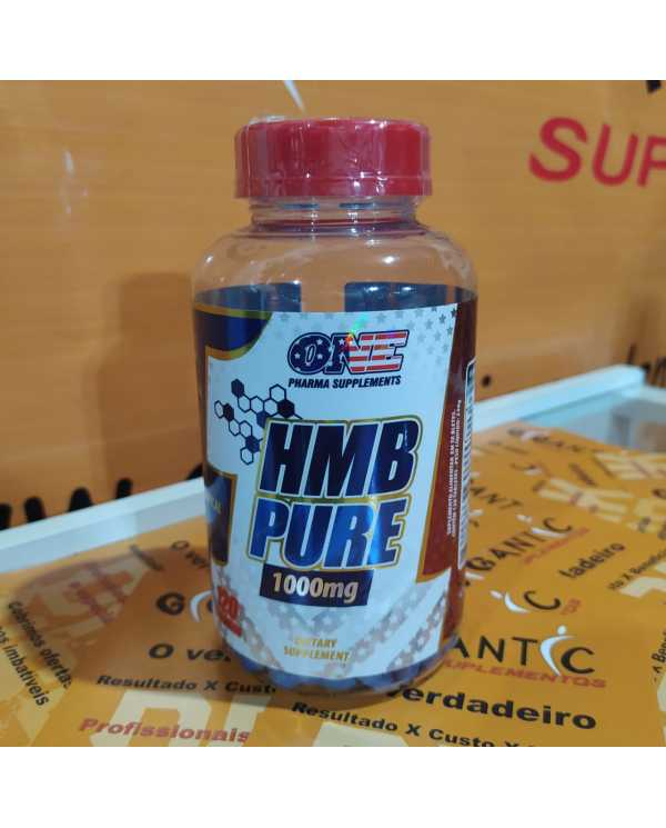 Hmb Pure 120Tabletes 1000MG
