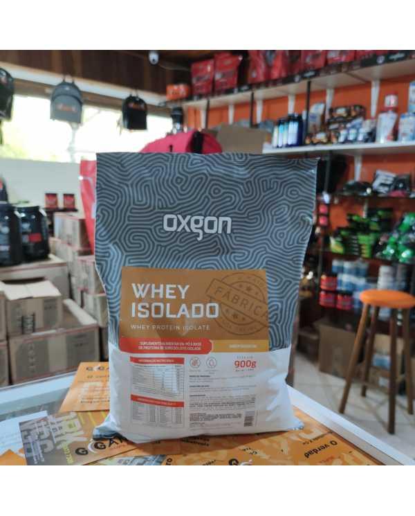 Whey Isolado Oxgon 900g