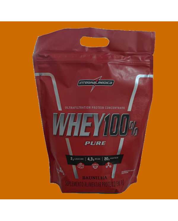 WHEY 100% PURE 907g