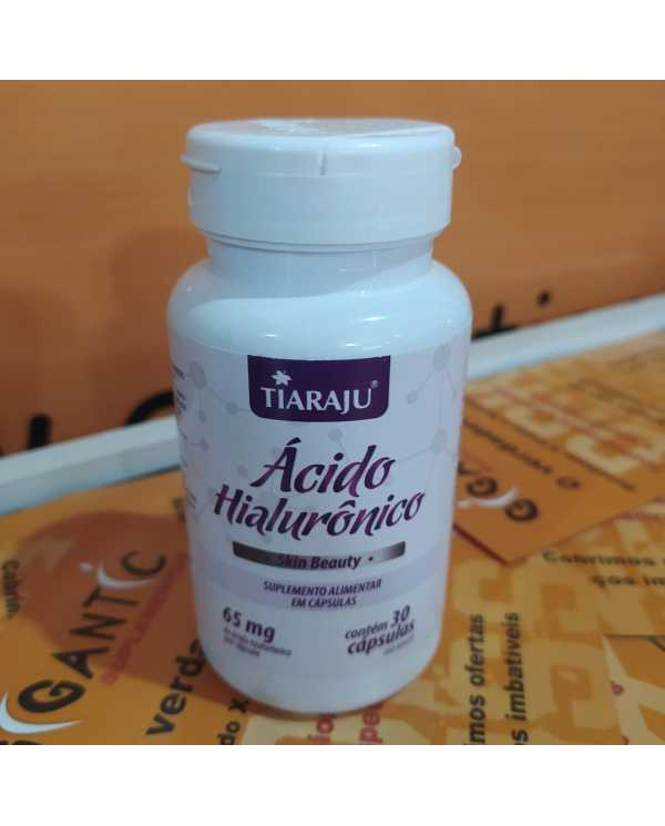 Ácido Hialurônico 30 cápsulas