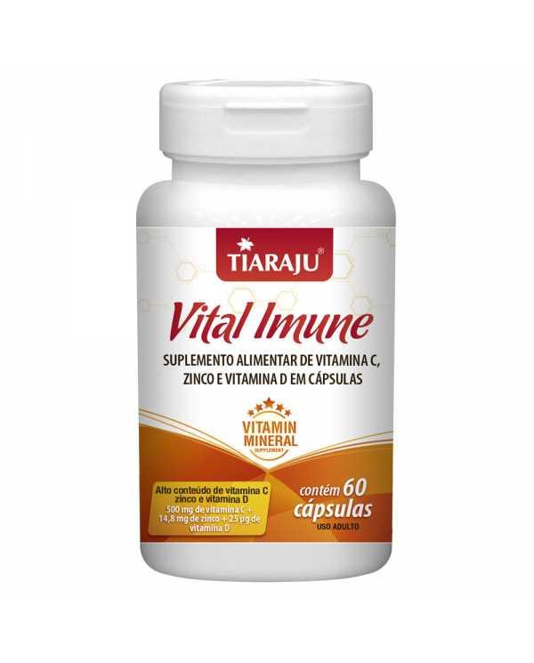Vital Imune 60 cápsulas