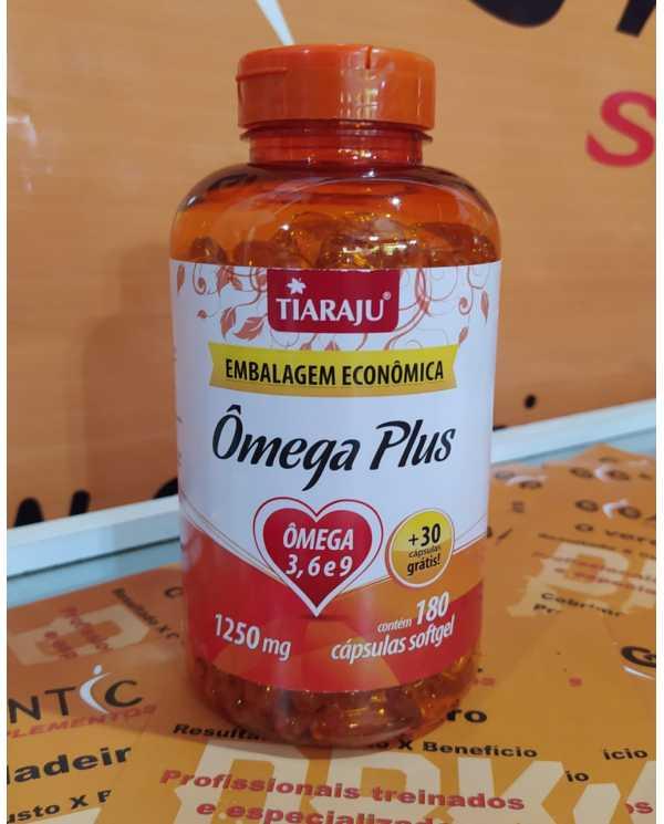 Omega Plus 3, 6 e 9 1250mg 210 caps