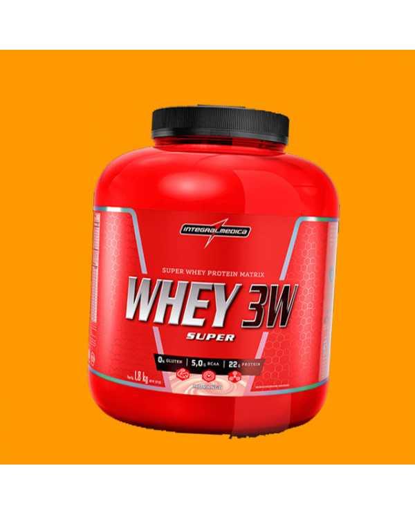 Super Whey 3W 1,8kg