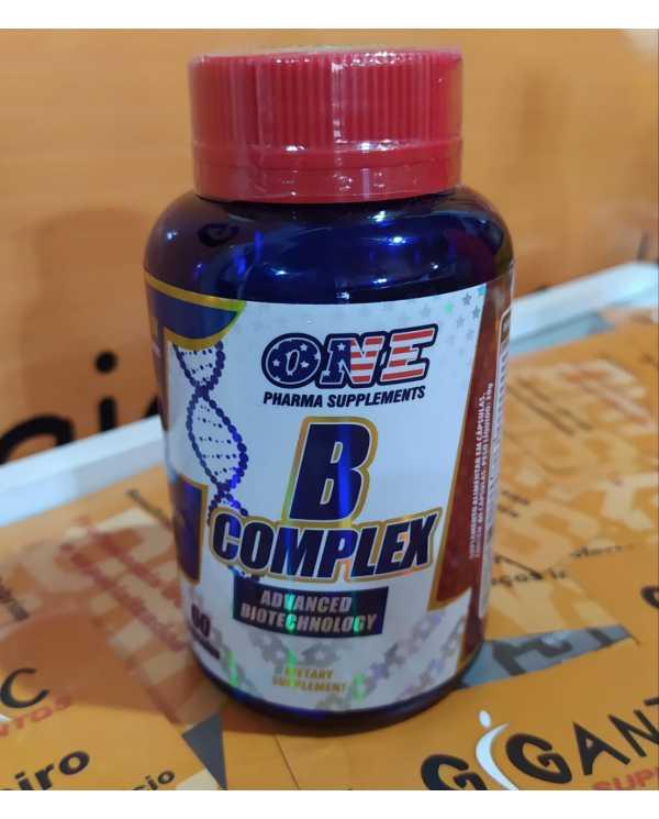 B Complex 60 cápsulas