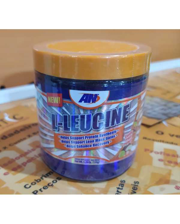 L-LEUCINE 150G (importada ARNOLD NUTRITION)