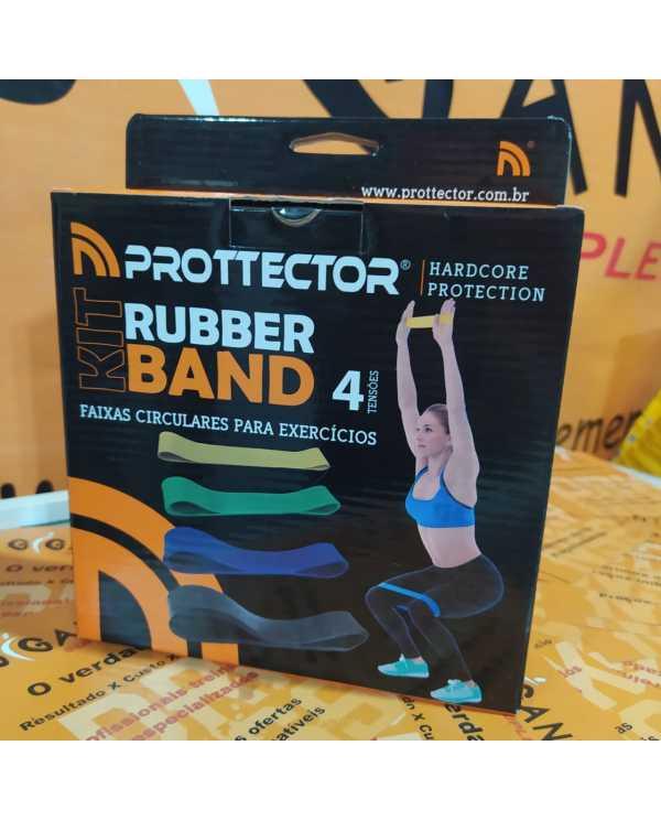 Kit Rubber Band 4 tensões