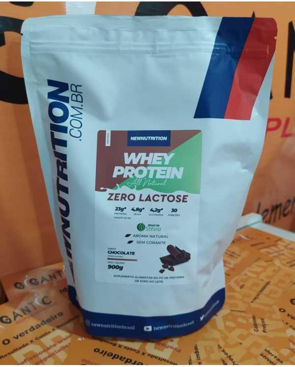 Whey Protein All natural Zero Lactose 900g
