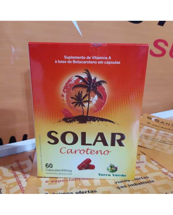 Solar Caroteno 60 cáps