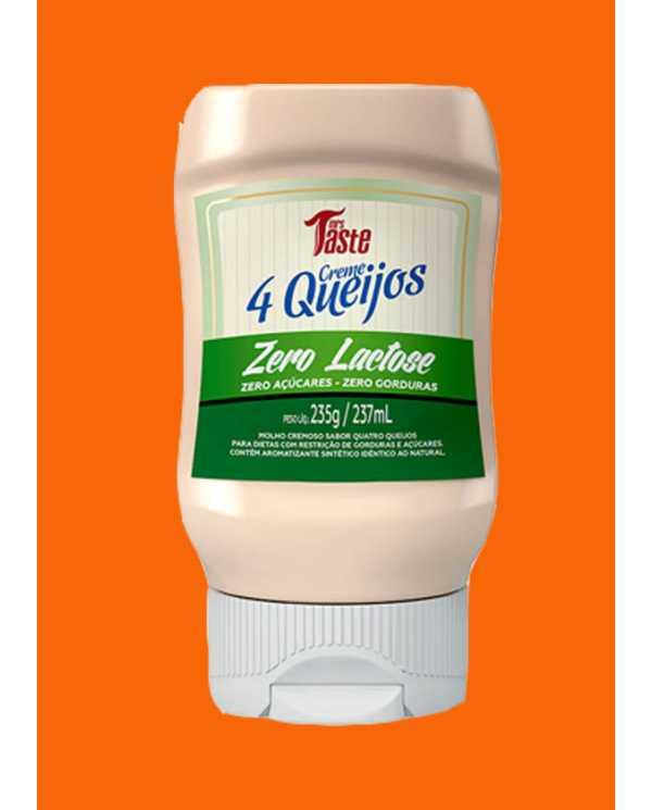 Creme 4 Queijos zero lactose
