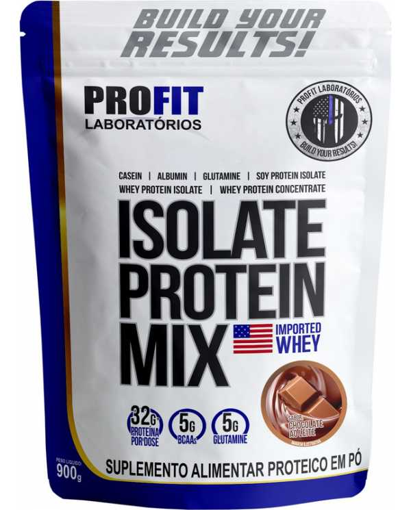 Isolate Protein Mix 900g