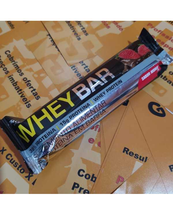 Whey Bar 40g unidade Probiotica