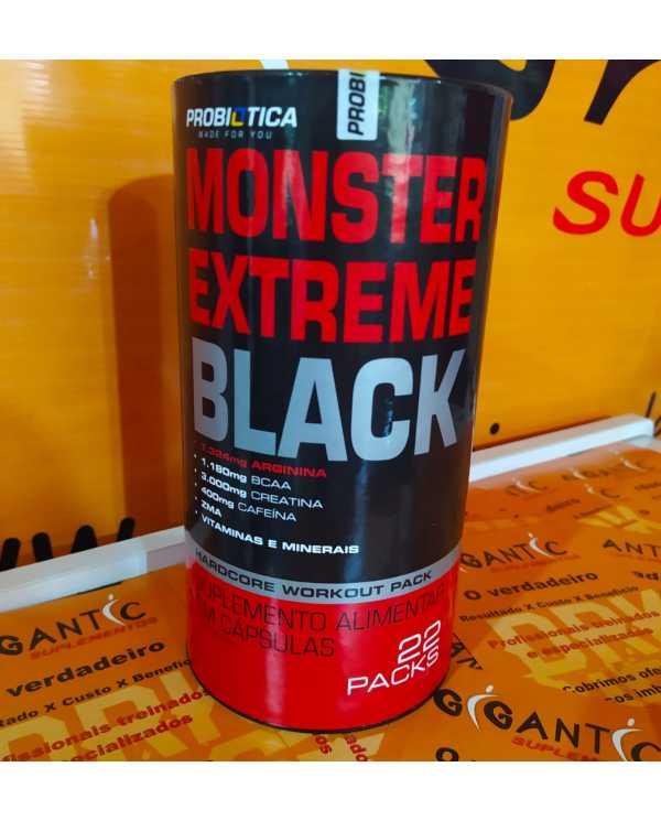 Monster Extreme Black 22 Packs