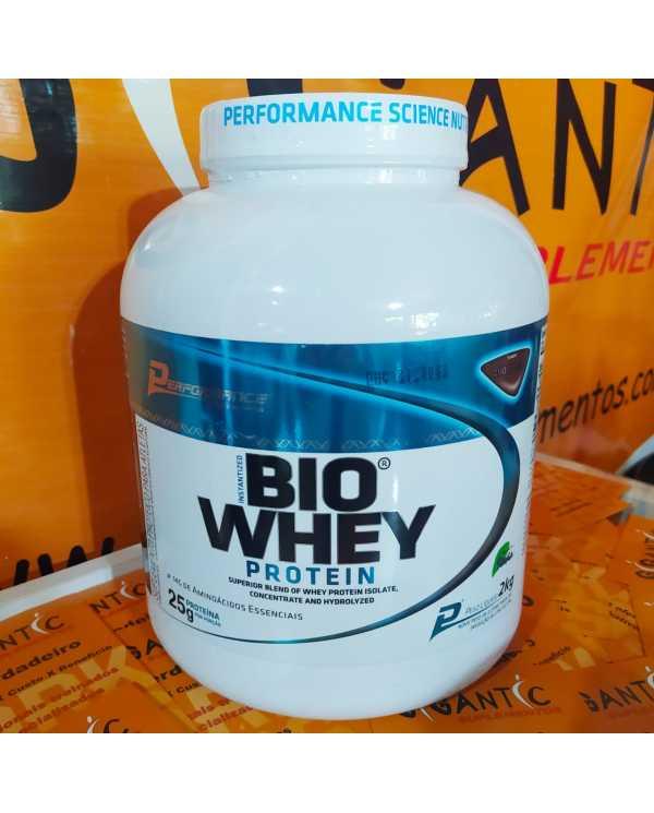 Bio Whey Protein 2kg