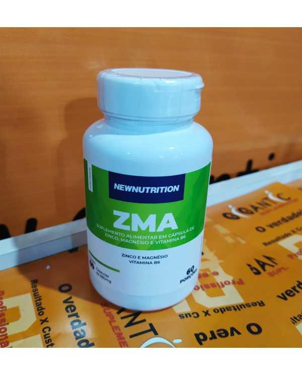 ZMA 60 Cápsulas Newnutrition