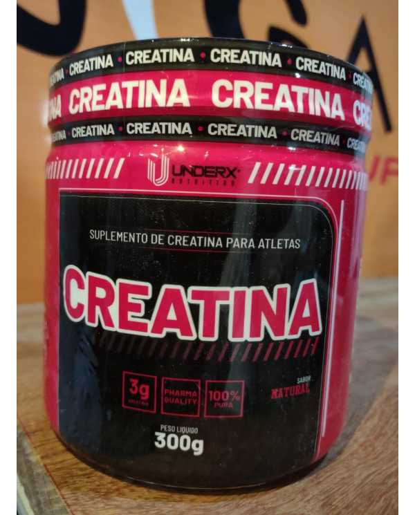 Creatina 300g Underx Nutrition