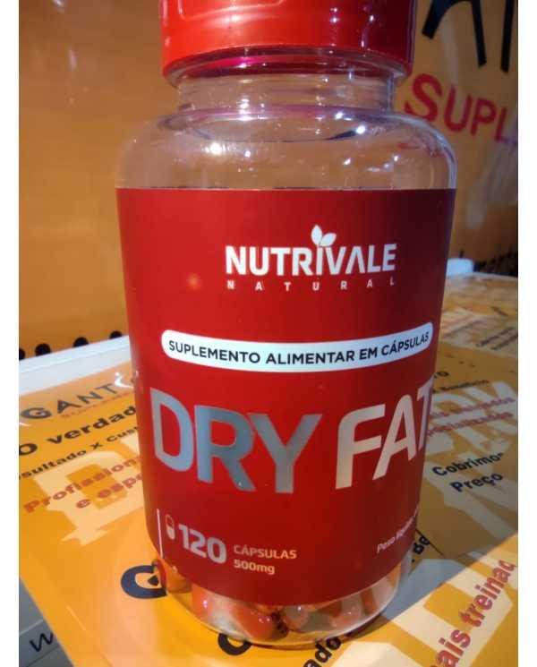 Dry Fat 120 cápsulas