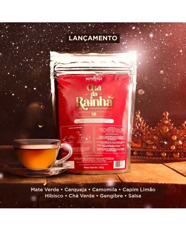 Chá da Rainha 120g(diurético)