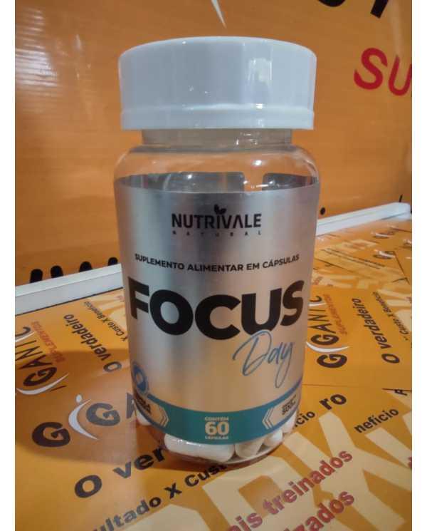 Focus Day 60 cápsulas Nutrivale