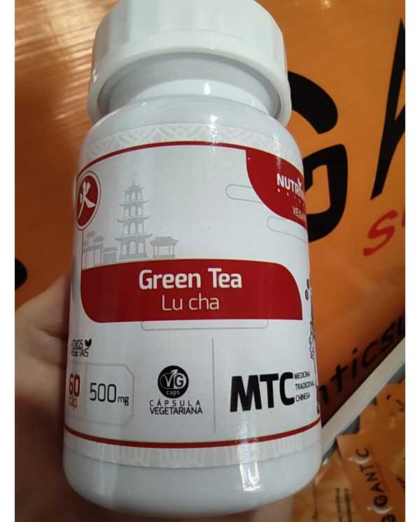 green tea 60 caps (chá verde)