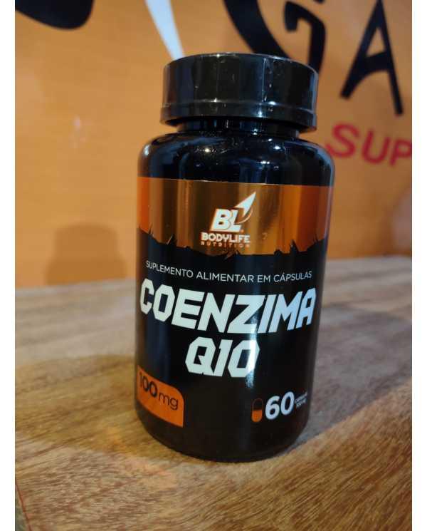 Coenzima Q10 100mg 60cápsulas