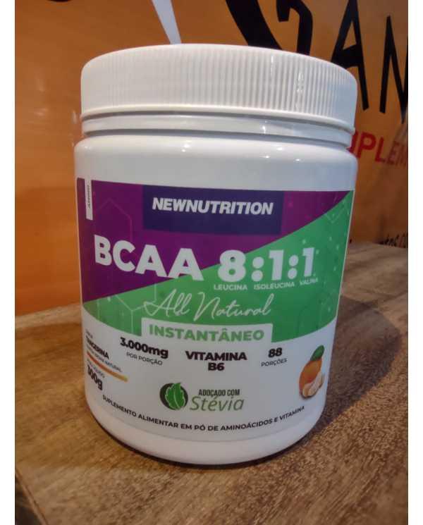 BCAA 8:1:1 300g All Natural