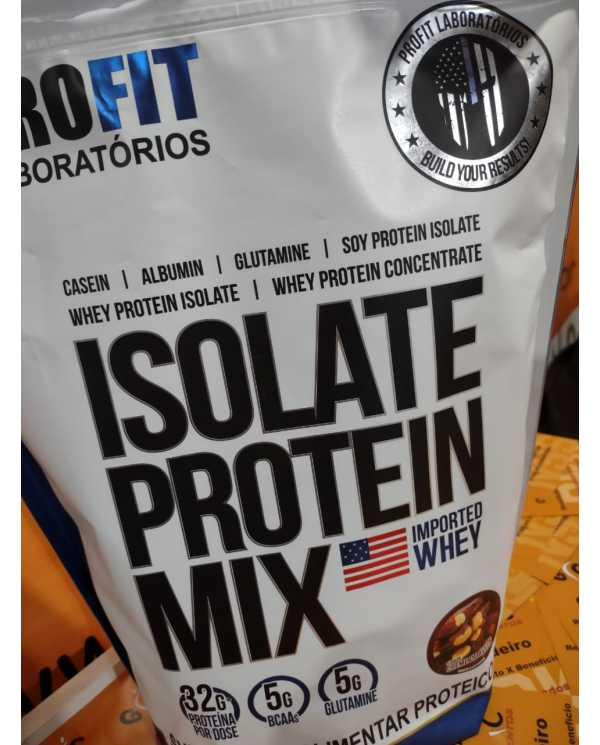 Isolate Protein mix 1,8kg