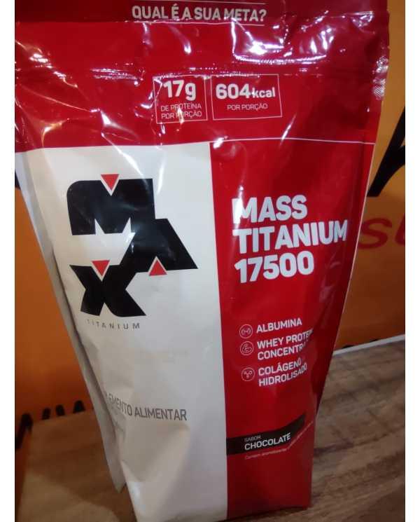 Mass Titanium Refil 1,4Kg