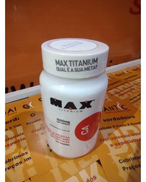 CA 1000mg 120caps Max Titanium