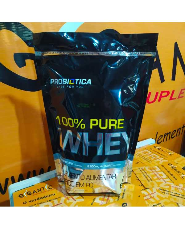 100% Pure Whey 825g