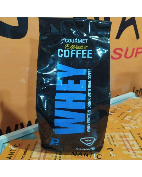 Whey Protein Coffee Gourmet 700g