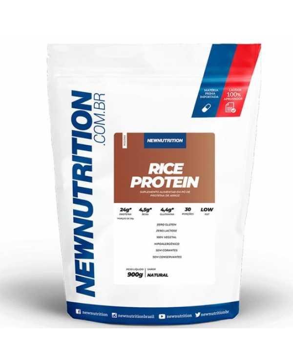 Rice Protein 900g (Proteína vegana)