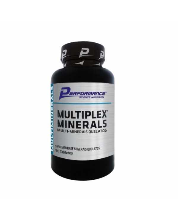 Multiplex Minerals 100 Tabletes