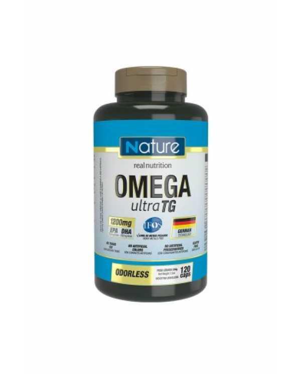 Omega Ultra Tg 120 Caps (sem odor)