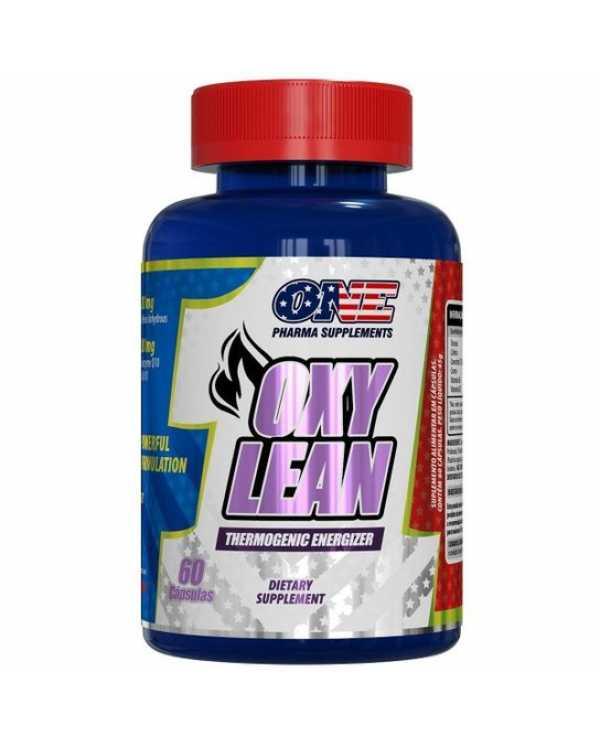 Oxy Lean 60 cápsulas