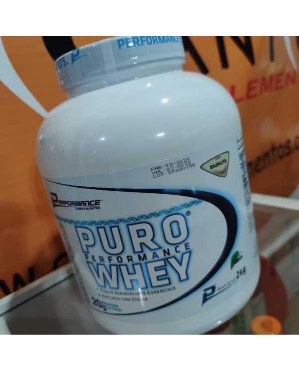 Puro Whey Performance 2KG