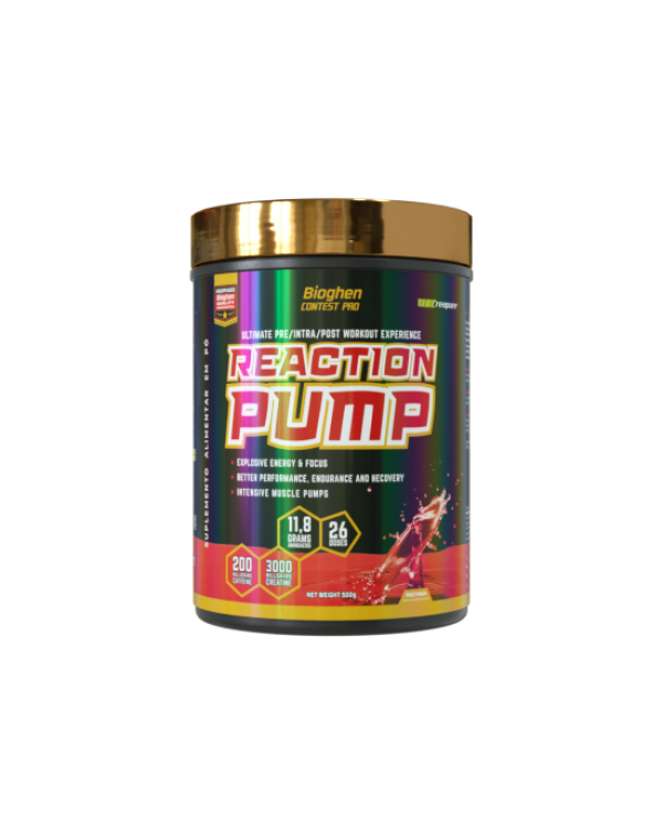 Reaction Pump 500g