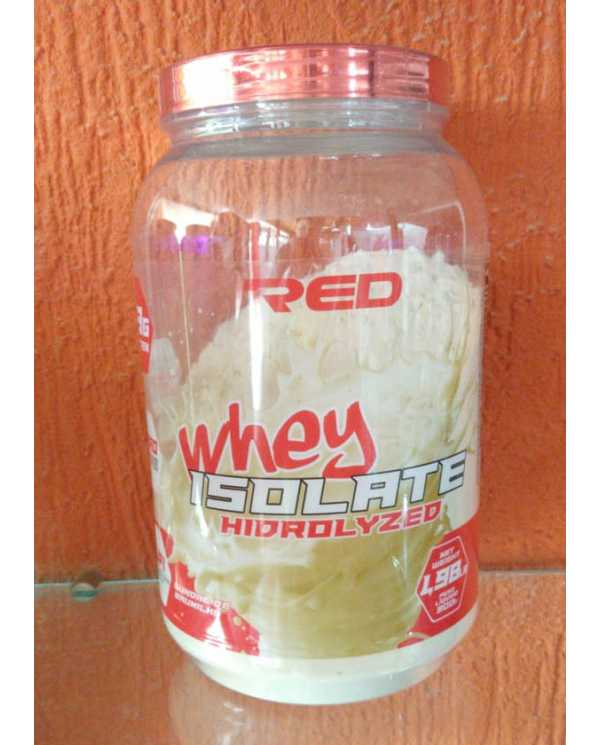 Whey Isolate Hidrolyzed (Zero carboidratos)  900G