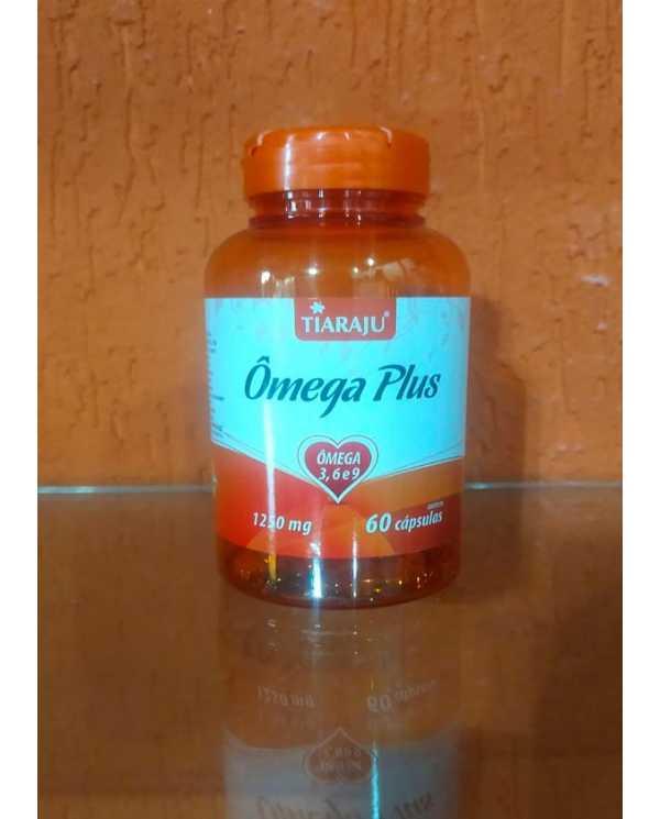Omega Plus 3, 6 e 9 1250mg 60 caps