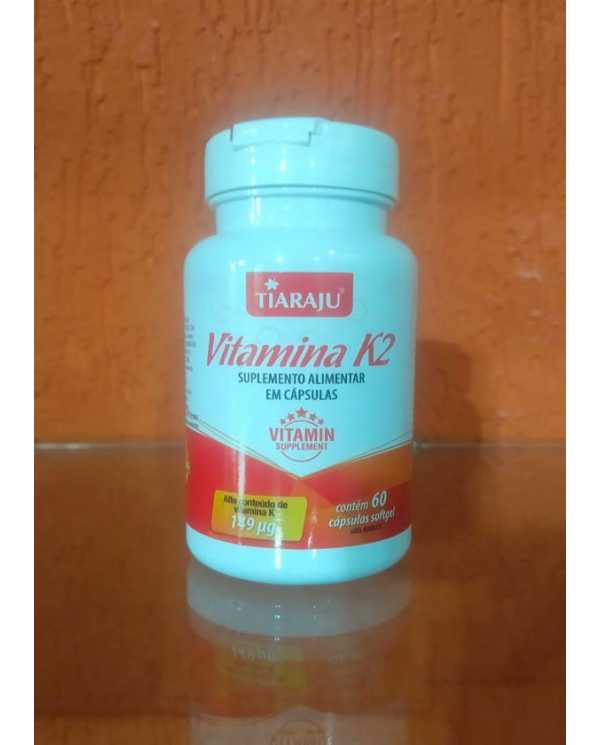 VITAMINA K2 (60 CÁPSULAS)