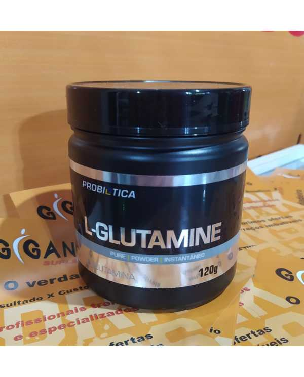 Glutamina 120g