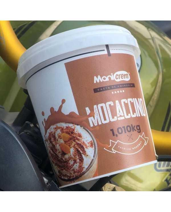 Pasta de Amendoim Mani Cream 1010kg Mocaccino