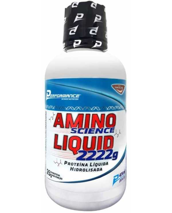 Amino Science Liquid 2222g 474ml