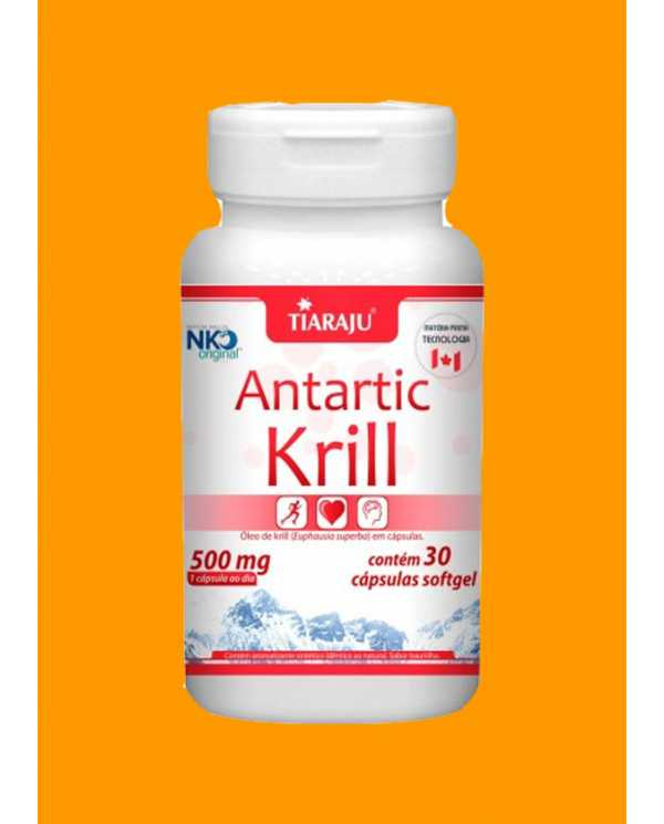 Antartic Krill 30caps softgel 500mg