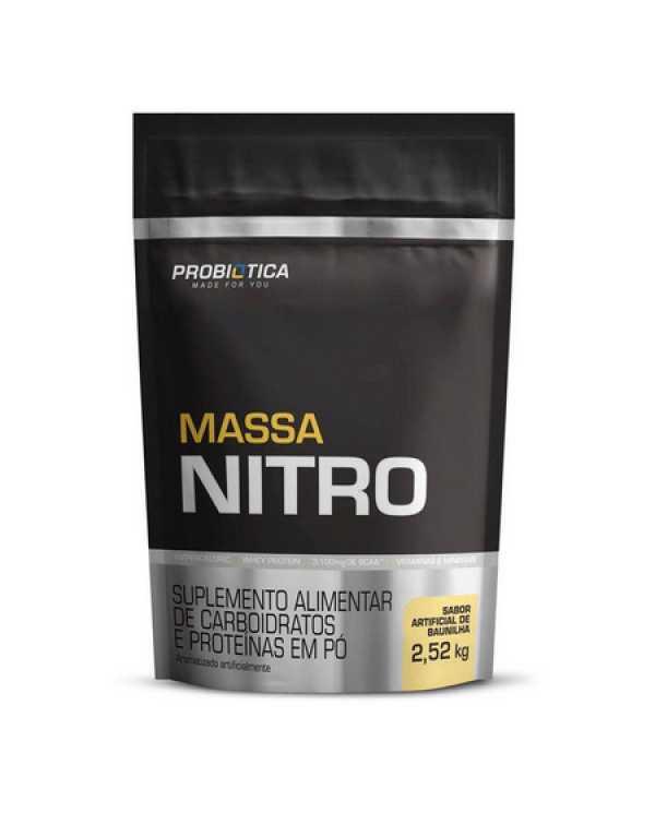 Massa Nitro 2,52kg