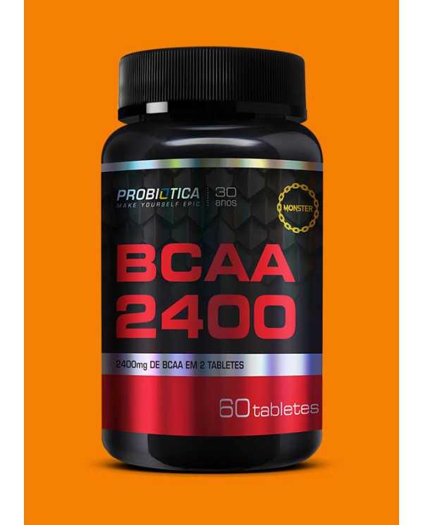 bcaa 2400 60 tabletes