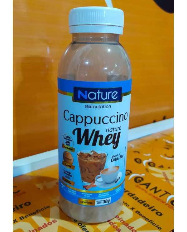 Cappuccino Nature Whey 30g