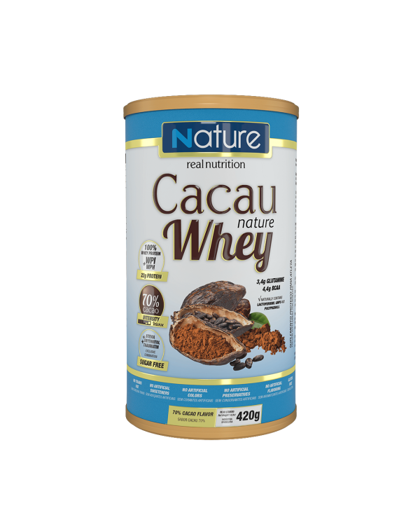 Cacau Whey Natural(nature) 420g