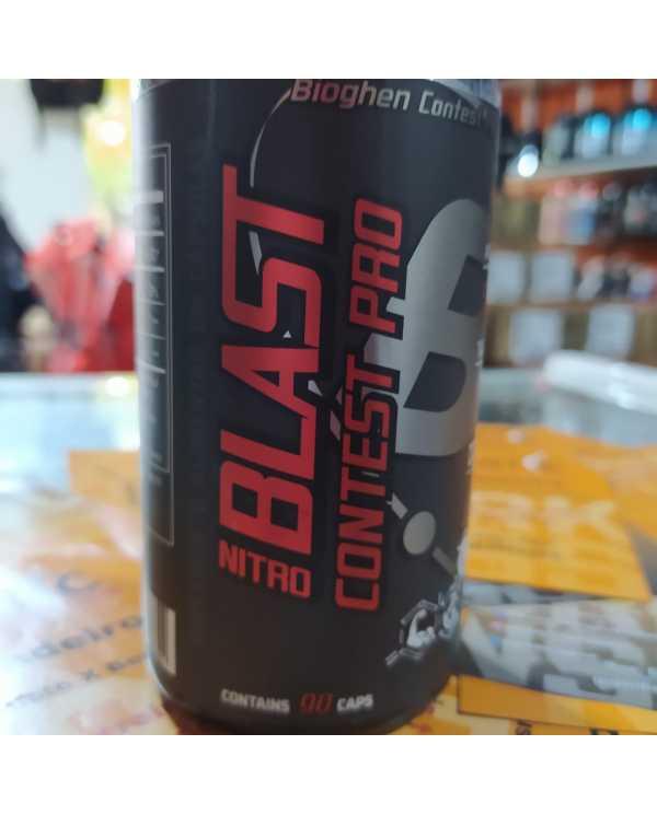 Nitro Blast Contest Pro 90 capsulas
